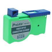 Fiber Optic Connector Cleaners