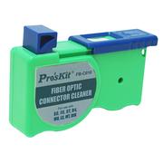 Limpiadores para conectores de fibra óptica